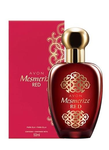 Avon Mesmerize Red Kadın Parfüm Edt 50 Ml Renksiz